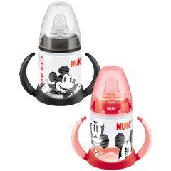 NUK - בקבוק אימון לשתייה עצמית 6-18 חודשים - Disney