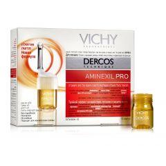 אמפולות אמנקסיל פרו לנשים Vichy Dercos Aminexil Pro WOMEN