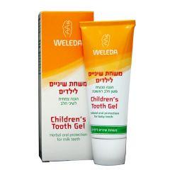 משחת שיניים לילדים וולדה WELEDA