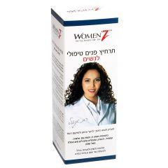 תרחיץ פנים טיפולי לנשים - Women'z