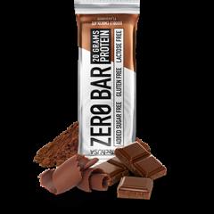 חטיף חלבון זירו בר דאבל שוקולד - ביוטק BioTech