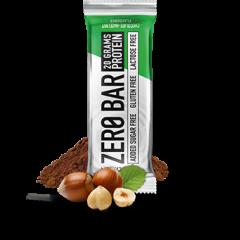 חטיף חלבון Zero Bar שוקולד קוקוס - ביוטק BioTech
