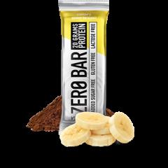 חטיף חלבון Zero Bar דאבל שוקולד - ביוטק BioTech