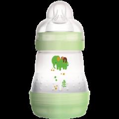 """מאמ בקבוק אנטי קוליק 160 מ""""ל בצבע ירוק MAM"""