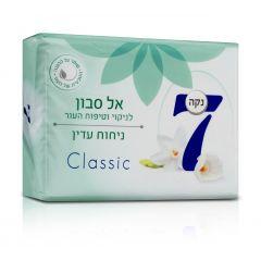 אל סבון לניקוי וטיפוח העור נקה 7