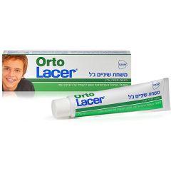 משחת שיניים ג'ל Orto Lacer