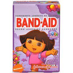 פלסטרים לילדים דורה BAND-AID