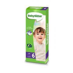 חיתולי בייביסיטר BabySitter שלב 6