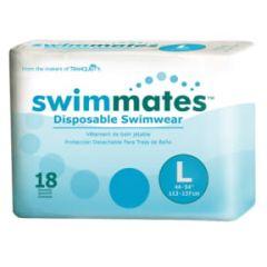 תחתוני מגן חד פעמיים לבריכה SWIMMATES מידה L