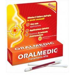 אורלמדיק לטיפול באפטות Oralmedic