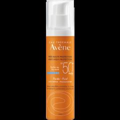 אוון תחליב הגנה מהשמש +SPF50 לעור רגיל עד מעורב ללא בישום AVENE