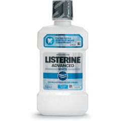 ליסטרין לבן 250ml LISTERINE Advanced White