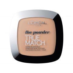 פודרה טרו מאץ' L'OREAL True Match Powder W3 Golden Beige