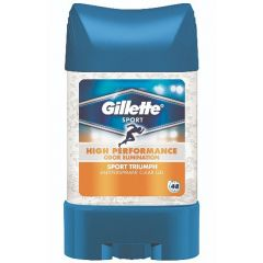 דאודורנט קליר ג'ל POWER RUSH 70ml - ג'ילט Gillette