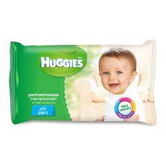 מגבונים לחים לתינוק ללא בישום Huggies