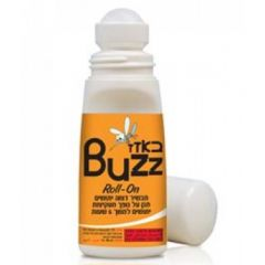 באזז תכשיר רול און דוחה יתושים - כצט