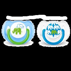 מוצץ פילים 18-6 חודשים - אוונט AVENT
