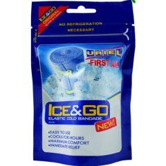 תחבושת אלסטית מצננת Uriel Ice&Go
