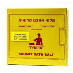 מלחי אמבט סדומית