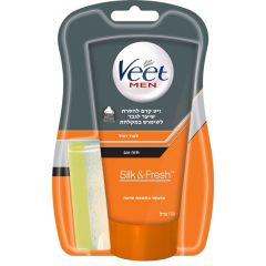 קרם להסרת שיער לגבר לשימוש במקלחת לעור רגיל Veet