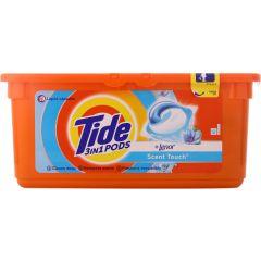 טייד קפסולות ג'ל בניחוח לנור 26 יחידות - Tide
