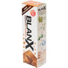 משחת שיניים להסרת כתמים מהשיניים BLANX