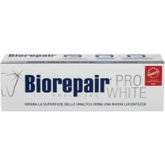 BIOREPAIR PRO WHITE משחת שיניים מלבינה ביוריפייר