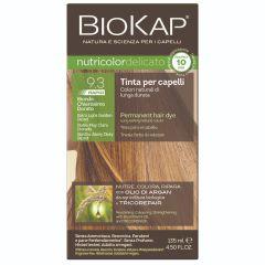 נוטריקולור דליקטו צבע מהיר לשיער בלונדיני טבעי גוון בינוני עדין 7 135ml - ביוקאפ BIOKAP