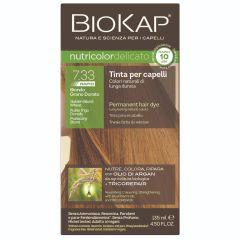 נוטריקולור דליקטו צבע מהיר לשיער מהיר אדום אודם 6.66 135ml - ביוקאפ BIOKAP