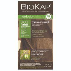 נוטריקולור דליקטו צבע מהיר לשיער בלונדיני זהב חיטה עדין 7.33 135ml - ביוקאפ BIOKAP