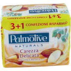 פלמוליב סבון מוצק חלב ודבש רביעיה