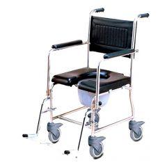 כסא רחצה ושירותים ומושב PU