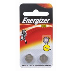 סוללות כפתור אלקליין 2X186 אנרג'ייזר