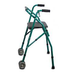 הליכון שני גלגלים עם מושב