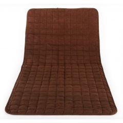 """ברולי - מגן מושב גדול 120 ס""""מ * 60 ס""""מ - חום"""