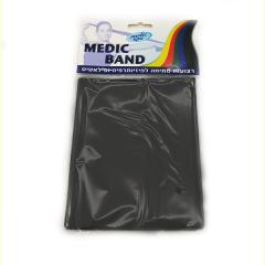 רצועת תרגול נמתחת שחור MEDIC BAND מדיק ספא