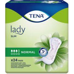 TENA פד סופג למבוגרים טנה ליידי נורמל 24 יחידות