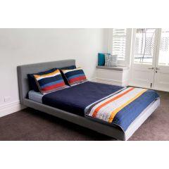 ברולי סדינית מגן למיטה זוגית - קווין