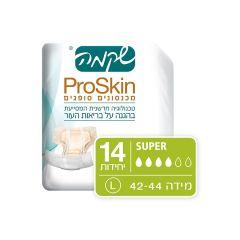 מכנסון סופג למבוגרים שקמה ProSkin סופר L