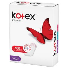 מגני תחתון Kotex LARGE
