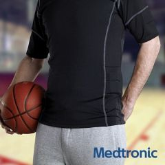 חולצת ספורט לגברים COOLMAX מדטרוניק XL/XXL