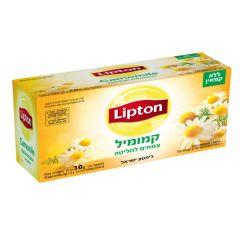 תה שחור ארל גריי 25 יחידות - ליפטון Lipton