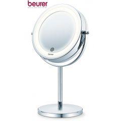 מראה מגדילה תאורת לד beurer BS55