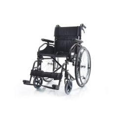 """כיסא גלגלים קל משקל 45 ס""""מ שחור GUARD"""