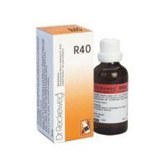 """טיפות הומיאופתיות 50 מ""""ל ד""""ר רקווג Dr Reckeweg R40"""