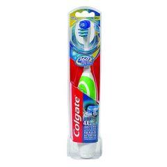מברשת שיניים חשמלית 360 Colgate-ירוק
