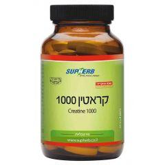 סופהרב קראטין 1,000 - 90 טבליות SupHerb