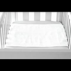 ברולי - ניו בורן (מגן מזרון) בצבע לבן