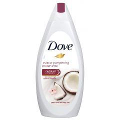 """תחליב רחצה מזין קוקוס 750 מ""""ל Dove Purely"""