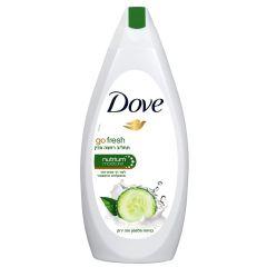 """תחליב רחצה מזין 500 מ""""ל Dove go fresh"""
